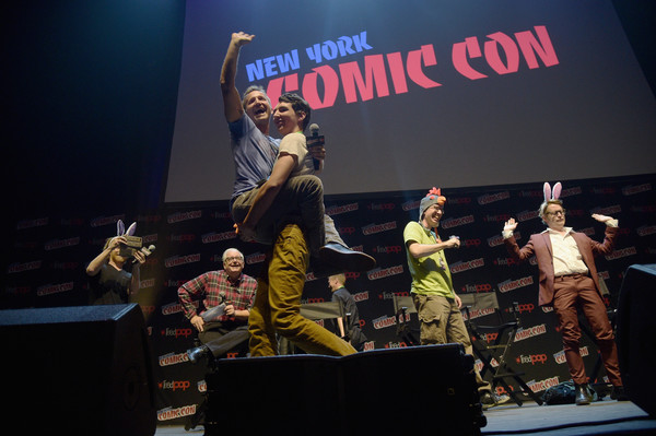 Adult Swim at New York Comic Con 2017