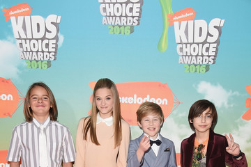 Mace Coronel Nickelodeon's 2016 Kids' Choice Awards - Arrivals