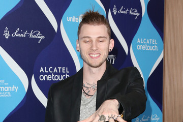 Machine Gun Kelly 2nd Annual unite4:humanity Presented By ALCATEL ONETOUCH - Arrivals