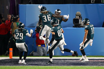 Mack Hollins Super Bowl LII - Philadelphia Eagles v New England Patriots
