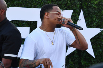 Mack Wilds BET Presents The 'Bobby-Q' Atlanta Premiere Of 'The Bobby Brown Story'