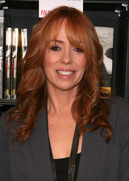 Mackenzie Phillips high on arrival book