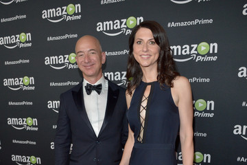 Mackenzie Bezos Amazon Prime's Emmy Celebration at The Standard, Downtown Los Angeles