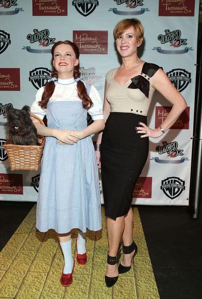 "Madame Tussauds Hollywood Unveils Dorothy at ""Wizard Of Oz"" Premiere"