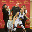 Sonya Curry and Riley Curry Photos