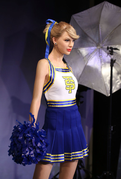 Madame Tussauds Unveil Taylor Swift Wax Figure
