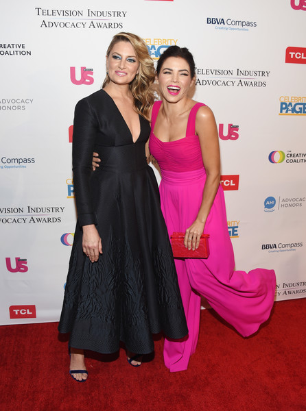 The Creative Coalition's 2018 Television Industry Advocacy Awards - Arrivals