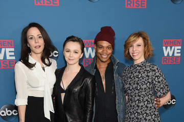 Maddie Corman 'When We Rise' New York Screening Event