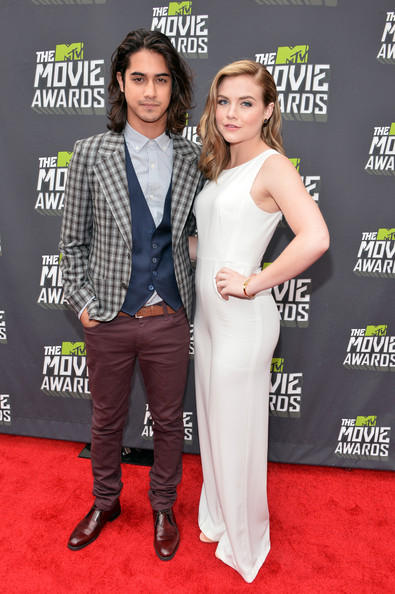 Maddie Hasson Photos Photos - Arrivals at the MTV Movie ...