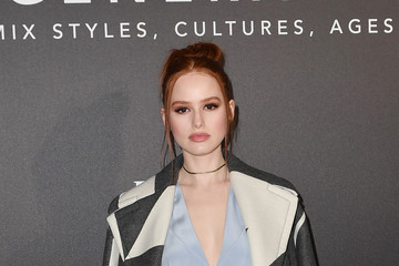 Madelaine Petsch BOSS & VOGUE Italia Party