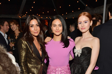 Madelaine Petsch Camila Mendes 2018 GQ Men Of The Year Party - Inside