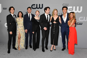 Madelaine Petsch Camila Mendes 2018 CW Network Upfront