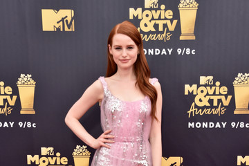 Madelaine Petsch 2018 MTV Movie And TV Awards - Arrivals