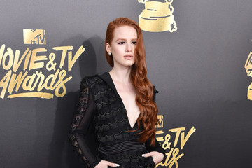 Madelaine Petsch 2017 MTV Movie and TV Awards - Arrivals
