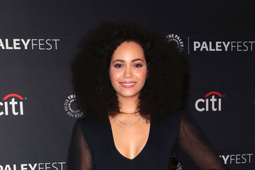Madeleine Mantock The Paley Center For Media's 2018 PaleyFest Fall TV Previews - The CW - Arrivals