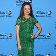 Madeleine Stowe Disney and ABC Stars Gather in Beverly Hills