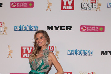 Madeleine West 2014 Logie Awards - Arrivals