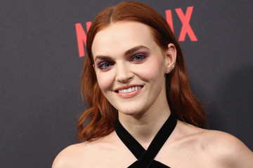 Madeline Brewer 2017 Weinstein Company and Netflix Golden Globes After Party - Arrivals