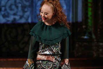 Madeline Stuart HOUSE OF BYFIELD At New York Fashion Week Powered By Art Hearts Fashion NYFW