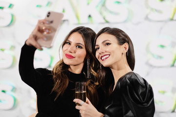 Madison Guest Saks Celebrates New Main Floor With Lupita Nyong'o, Carine Roitfeld And Musical Performance By Halsey