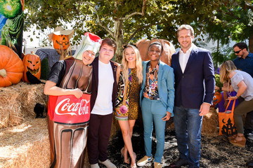 """Madison Iseman Columbia Pictures And Sony Pictures Animation's """"Goosebumps 2: Haunted Halloween"""" Special Screening - Red Carpet"""