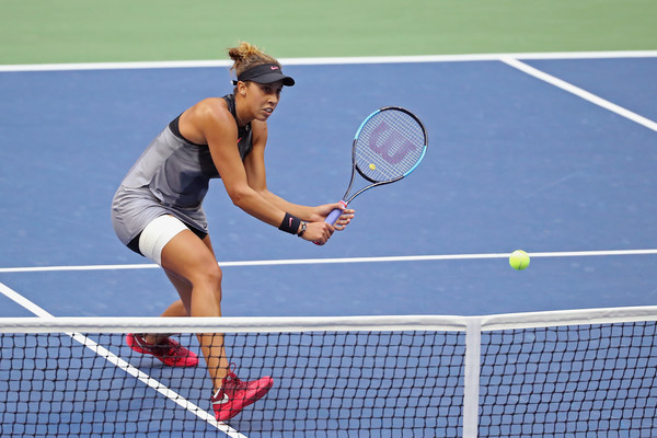 'Disappointed' Madison Keys Sees Silver Lining To US Open defeat