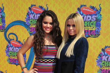 Madison Pettis Nickelodeon's 27th Annual Kids' Choice Awards - Arrivals