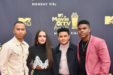 Madison Pettis 2018 MTV Movie And TV Awards - Arrivals
