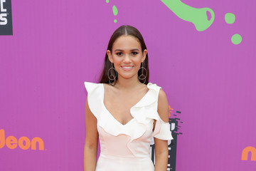 Madison Pettis Nickelodeon Kids' Choice Sports Awards 2017 - Red Carpet