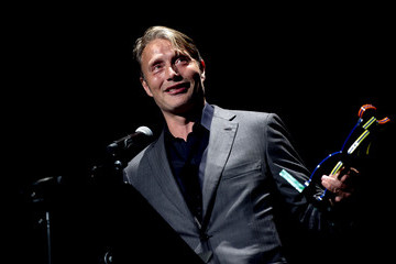 Mads Mikkelsen Day 1 -  Evolution Mallorca International Film Festival 2018