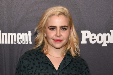 Mae Whitman Entertainment Weekly & People New York Upfronts Party 2018 - Arrivals