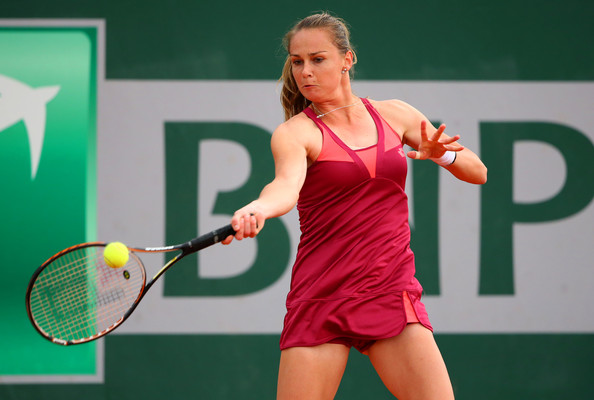 ... day seven of the French Open at Roland Garros on June 1, 2013 in Paris