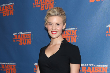 "Maggie Grace ""A Raisin In The Sun"" Broadway Opening Night - Arrivals & Curtain Call"