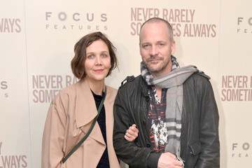 "Maggie Gyllenhaal ""Never Rarely Sometimes Always"" New York Screening"