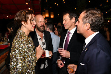 Maggie Gyllenhaal Peter Sarsgaard Opening Night of The 57th New York Film Festival