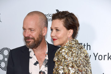 Maggie Gyllenhaal 57th New York Film Festival - 'The Irishman' Arrivals