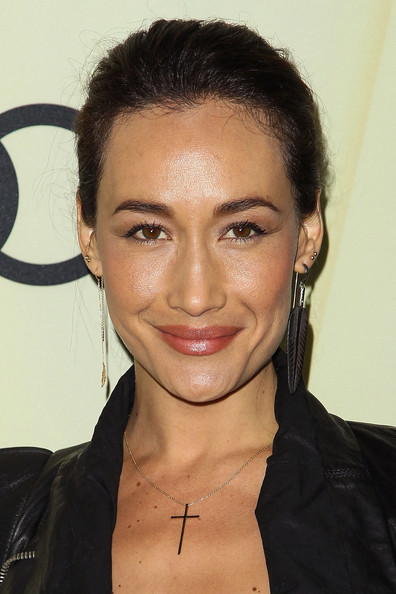 Maggie Q Actress Maggie Q  arrives at the Audi Golden Globe 2013 Kick Off Party at Cecconi's Restaurant on January 6, 2013 in Los Angeles, California.