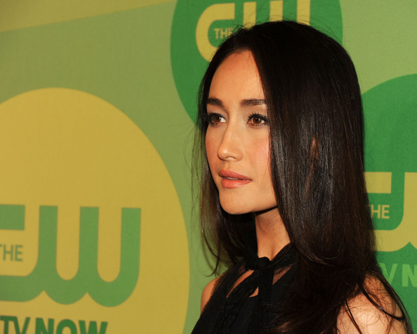 Celebs Arrive at the CW Upfront Event in NYC