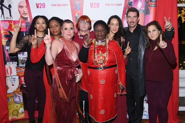 Maggie Q V20: The Red Party - 20th Anniversary Celebration of V-Day and 'The Vagina Monologues'