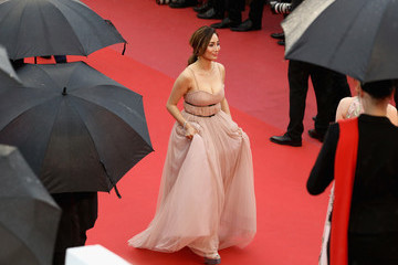 Maggie Q 'Burning (Beoning)' Red Carpet Arrivals - The 71st Annual Cannes Film Festival
