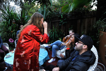 Maggie Rogers Spotify Celebrates Maggie Rogers' Upcoming Debut Album, 'Heard It In A Past Life,' In Los Angeles With Her Biggest Fans