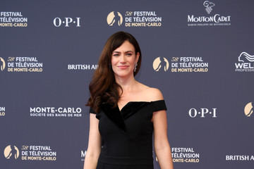 Maggie Siff Opening Ceremony - 58th Monte Carlo TV Festival