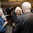 Maggie Smith The Duchess Of Cornwall Undertakes Literacy Engagements In London