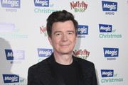 Rick Astley attends the Magic Of Christmas, in association with Magic FM, at London Palladium on November 25, 2018 in London, England.