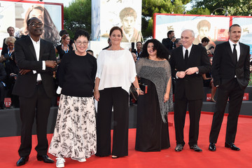Mahamat-Saleh Opening Ceremony at the 71st Venice Film Festival