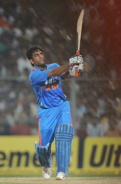 MS Dhoni is at Number Ten in our list of Top 10 Greatest ODI Batsmen of All Time