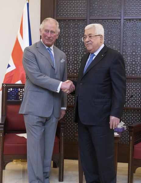 The Prince of Wales Visits Israel And The Occupied Palestinian Territories