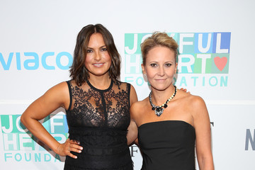 Maile Zambuto Mariska Hargitay's Joyful Heart Foundation Hosts The Joyful Revolution Gala