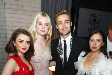 Maisie Williams RBC Hosts a 'Mary Shelley' Cocktail Party at RBC House Toronto Film Festival 2017