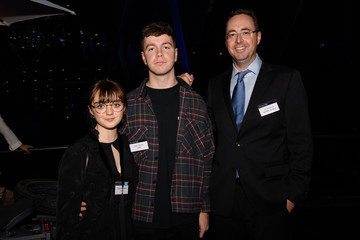 Maisie Williams Guests Attend The UK Tech 100 Reception